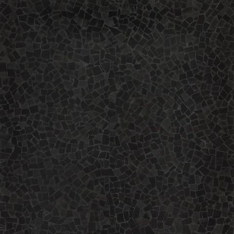 ROMA DIAMOND 75 FRAMMENTI BLACK GLANZ 75X75 GESCHLIFFEN FAP CERAMICHE