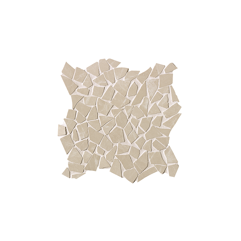 ROMA DIAMOND BEIGE DUNA SPLITTER GRES MOSAIK 30X30 FAP CERAMICHE