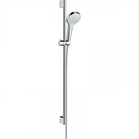 DUSCHSET CROMA SELECT E VARIO WEISS/CHROM HANSGROHE