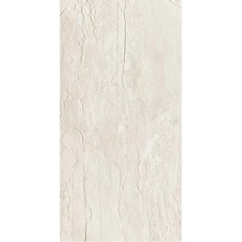 ARDOISE BLANC 40x80 GESCHLIFFEN STÄRKE 10mm FLORIM - REX CERAMICHE