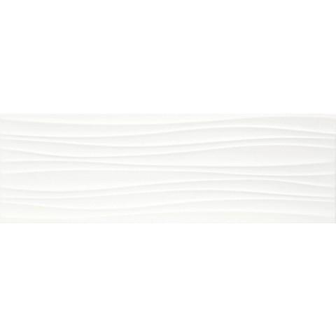 ABSOLUTE WHITE STRUTT. TWIST 3D LUX 25X76 MARAZZI