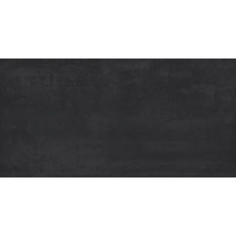 MINERAL BLACK 75X150 BRILL RETT MARAZZI
