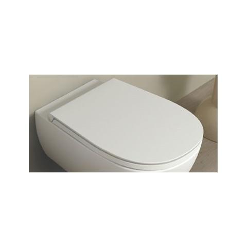 IO 2.0 WC-DECKEL SLIM MIT SOFT CLOSE FLAMINIA