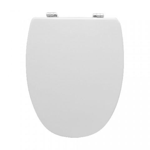 SPIN WC-DECKEL OHNE ABSENKAUTOMATIK FLAMINIA
