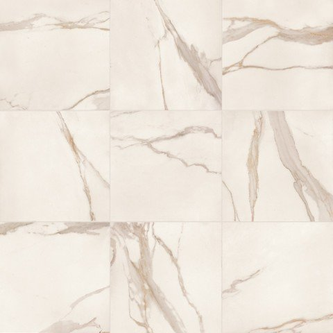 ELEMENTS LUX CALACATTA GOLD LAPPATO REKT 60X60 KEOPE